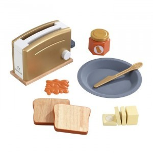Moderner Metallics Toaster
