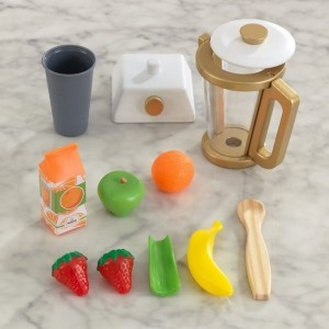 Modernes Metallics Smoothieset