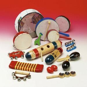 Musikalische Erforschung-Tasche -  (54115)