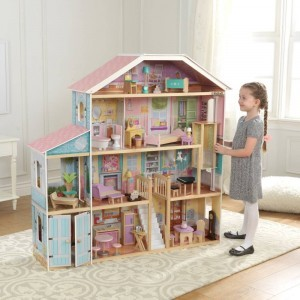 Grand View Herrenhaus Barbie House mit EZ Kraft Assembly - Kidkraft (65954)