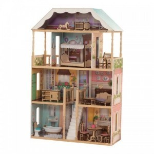 Charlotte Dollhouse Mit EZ Kraft Assembly - Kidkraft (65956)