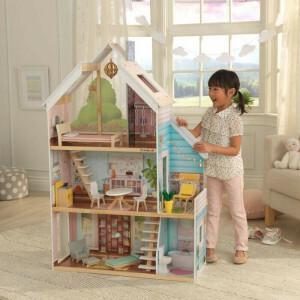 Kidkraft Zoey Dollhouse Mit Ez Kraft Assembly 65960