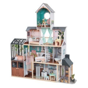 Celeste Mansion Dollhouse Traf Ez Kraft Assembly