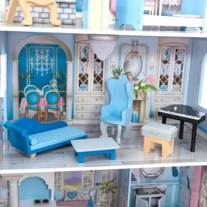 Magical Dreams Castle Dollhouse Traf Auf Ez Kraft Assembly