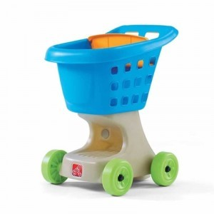 Step2 Little Helpers Shopping Cart - blue - Step 2 (700000)