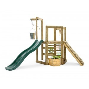 Discovery Woodland Baumhaus Spielset Holz - Plum (7092.183)