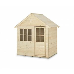 Hideaway Holz Spielhaus - TP Toys (7095.060)