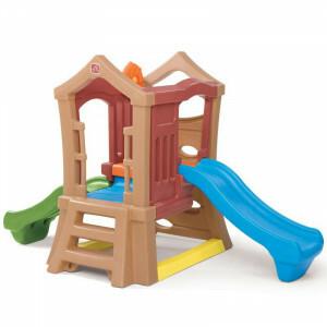 Spielen Sie Double Slide Climber
