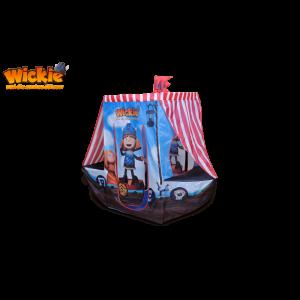 Spielzelt Wikingerschiff Wickie - Knorrtoys (83557)