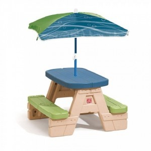 Picknicktafel Sit und Play - Step2 (841800)