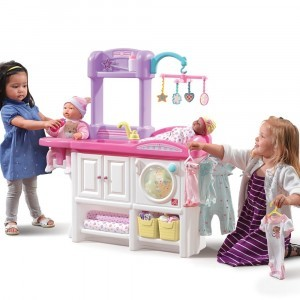 Love & Care Deluxe Kinderzimmer von Step2 (847100)