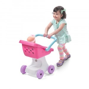 Love & Care Doll Kinderwagen - Step 2 (854100)