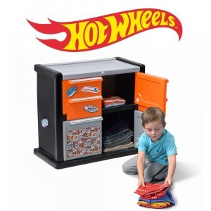 Hot Wheels ™ Rennwagen Kommode - Step2 (858399)