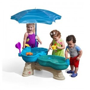 Spill & Splash Seaway Water Table - Step 2 (864500)