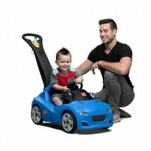 Whisper Ride Cruiser - Blau - Step2 (866900)