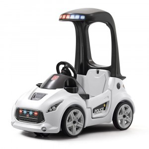 Turbo Coupe Politie - Step2 (873800)