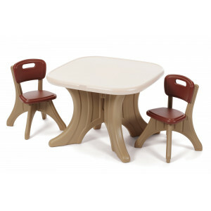 Step2 New Traditions Table & Chairs Set
