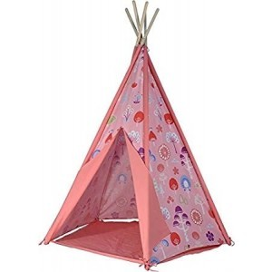 Kids Kingdom Teepee Spielzelt - Pink - Spirit Of Air (9462)