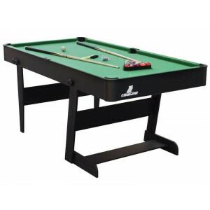 Hustle L Faltbarer Pooltisch - Cougar (A040.201.00)