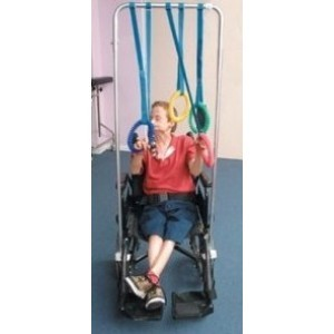 Spielbogen für Rollstühle