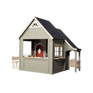Wooden play house Spring Cottage - Backyard Discovery - (B1801349)