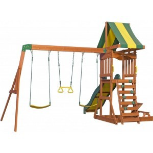 Sunnydale Play Tower - Backyard Discovery - (B1808010)