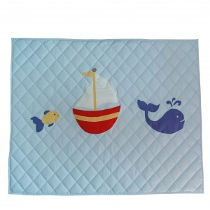 Beach & Seaside Floor Quilt (groß) - Kiddiewinkles
