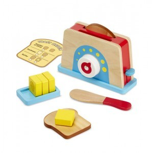 Brot & Butter Toast Set - Melissa & Doug (19344)