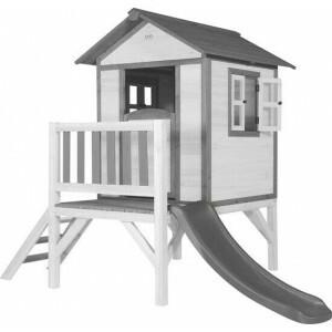 AXI Beach Lodge XL Playhouse Classic - Graue Rutsche