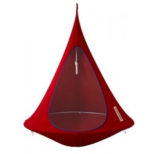 Hängezelt Cacoon Chili Red für 1 Person
