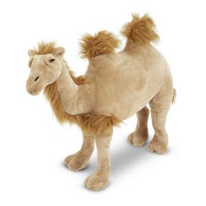 Plüschtier Kamel Bactrian