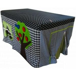 Tischzelt Dane Grove (Tischgröße größer als 2,5m)