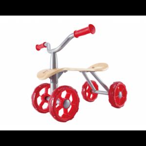 Balance Radwegfahrer
