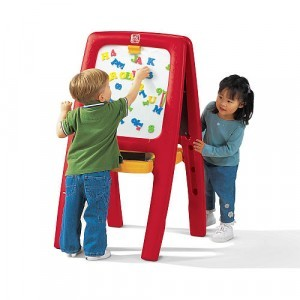 Step2 Tafel Easel for Two Magnet- & Zeichentafel (885200)