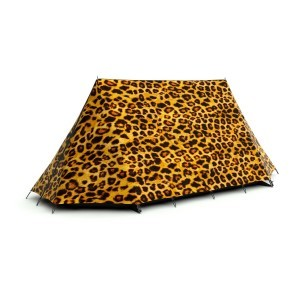 Don't be a Leopard Tent