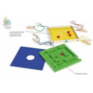 Verrücktes Koordinationsspiel - BS (GA204)