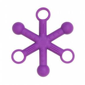 Sensorisches Chewigem Galaxy Hexichew Tactile Chewing Fidget Toy