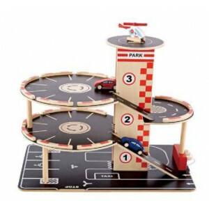 Parkhaus von Hape Toys