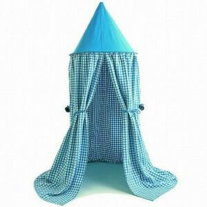 Hanging Tent Sky Blue (Win Green – Spielzelt)