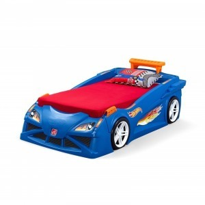 Hot Wheels Rennwagen Bett - Step2 (854600)