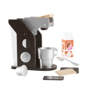 Espresso Kaffee Holzspielset - Kidkraft (63379)