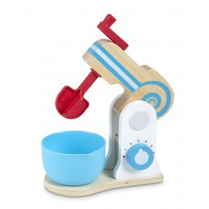 Holz-Create-a-Kuchen Mixer Set - Melissa & Doug (19840)