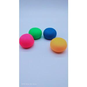 Ball Drücken und Kneten