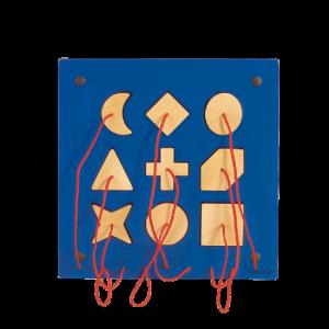 Spielelement Steckformen (Beleduc)