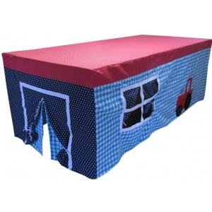 Tischzelt Aqua House (Tischgröße bis 1,5m)