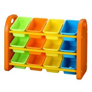 12-bin Storage Organizer