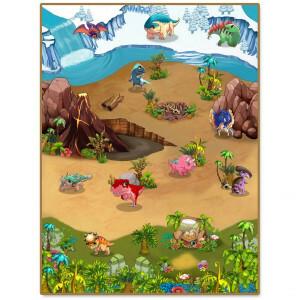 3DU Play Dino Spielmatte