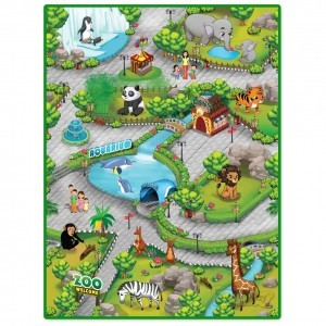3DU Play Zoo Spielmatte