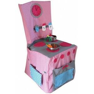 Kleines Spielzelt Kinderküche Paris