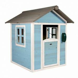 Lodge Playhouse (blau / weiß) - Sunny